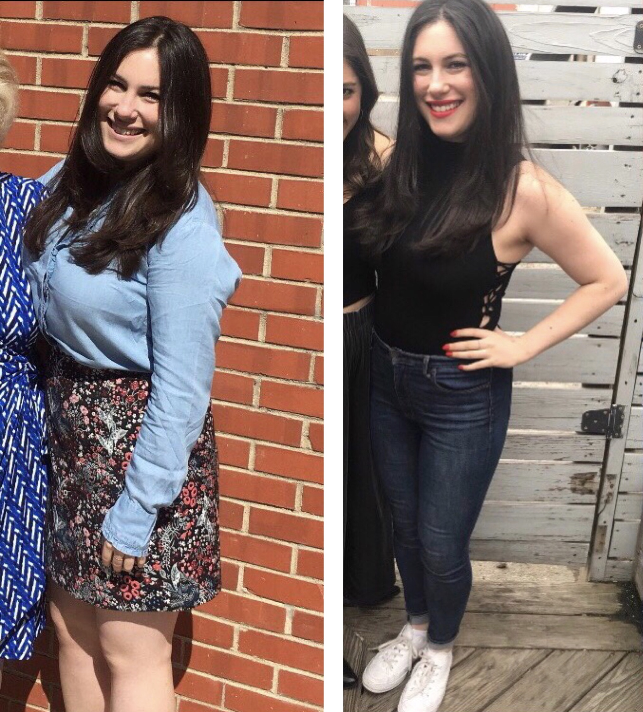 F-Factor Weight Loss - Geri Levin Before and After